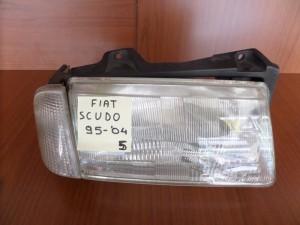 Fiat scudo 1995-2004 και Citroen jumpy,Peugeot expert 1995-2004 φανάρι εμπρός δεξί