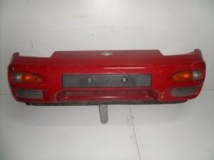 Nissan 200 sx προφυλακτήρας εμπρός κόκκινος