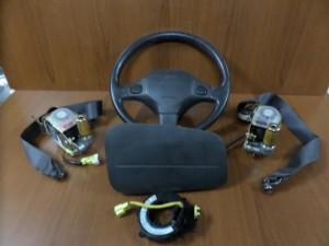 Daihatsu Sirion 1998-2004 airbag-βολάν