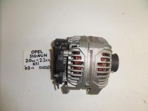 Opel signum DTi 04 2.0cc kai 2.2cc δυναμό