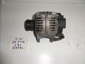 VW Jetta 2005-2011 1.9cc diesel δυναμό