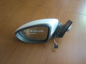 VW scirocco 2008-2014 ηλεκτρικός καθρέπτης άσπρος αριστερός