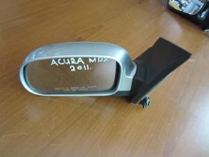 Acura MDX 2001-2007 ηλεκτρικός ανακλινόμενος καθρέπτης αριστερός ασημί (7 καλώδια)