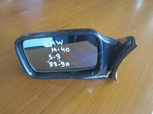 BMW Series 3 E30/M40 1982-1991 ηλεκτρικός καθρέπτης αριστερός σκούρο μπλέ