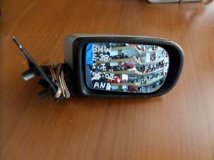 BMW Series 7 E38 1994-2001 ηλεκτρικός ανακλινόμενος καθρέπτης δεξιός ασημί