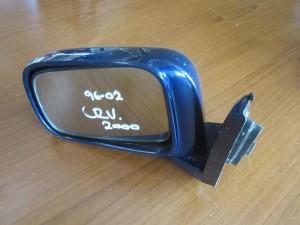 Honda CRV 1996-2002 ηλεκτρικός καθρέπτης αριστερός μπλέ