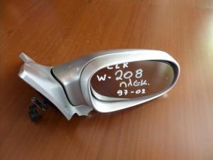 Mercedes CLK w208 1997-2002 ηλεκτρικός καθρέπτης δεξιός ασημί
