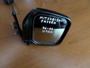Mitsubishi Pajero 1992-1999 4θυρο ηλεκτρικός καθρέπτης δεξιός μαύρος