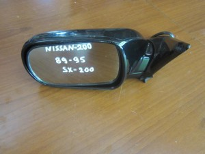 Nissan 200sx 89-95 ηλεκτρικός καθρέπτης αριστερός μαύρος