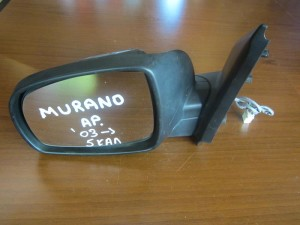 Nissan murano 03 ηλεκτρικός καθρέπτης αριστερός (όχι καπάκι)