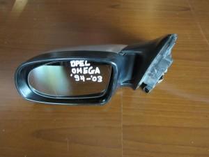 Opel Omega B 1994-2003 ηλεκτρικός καθρέπτης αριστερός ασημί
