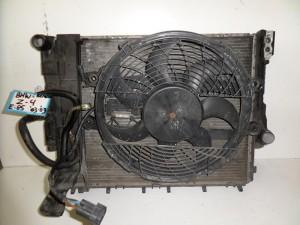 BMW Z4 E85 2003-2009 2.0-2.2cc βενζίνη ψυγείο κομπλέ (νερού-air condition-βεντιλατέρ)