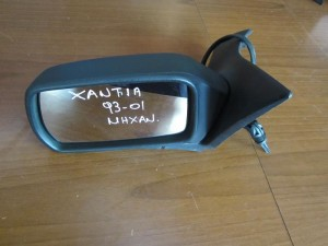 Citroen Xantia 1993-2001 μηχανικός καθρέπτης αριστερός άβαφος