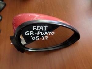 Fiat grande punto,fiat grande punto evo 2005-2015,fiat linea 2007-2015 ηλεκτρικός καθρέπτης δεξιός κόκκινος