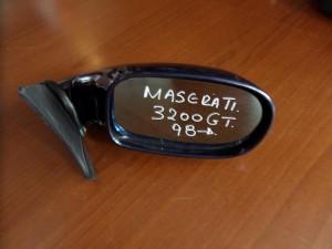 Maseratti 3200 GT 1998-2002 ηλεκτρικός καθρέπτης δεξιός σκούρο μπλέ (11 καλώδια)