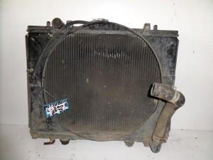 Mitsubishi L200 1999-2006 2.5cc turbo βενζίνη ψυγείο νερού