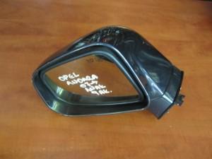 Opel Antara 2006-2011 ηλεκτρικός ανακλινόμενος καθρέπτης αριστερός ανθρακί (9 καλώδια)