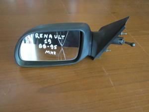 Renault 19 88-95 μηχανικός καθρέπτης αριστερός άβαφος