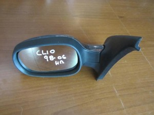 Renault Clio 1998-2006 ηλεκτρικός καθρέπτης αριστερός γκρί