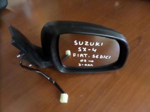 Suzuki sx4 2007-2011 Fiat sedici 2007-2014 ηλεκτρικός καθρέπτης δεξιός άβαφος (3 καλώδια)