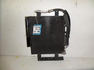 Daihatsu Cuore 2002-2006 βενζίνη ψυγείο air condition