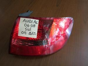 Audi A6 2004-2008 station wagon πίσω φανάρι δεξί