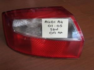 Audi A4 2001-2005 Sedan πίσω φανάρι αριστερό