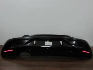 VW scirocco 2008-2014 πίσω προφυλακτήρας μαύρος