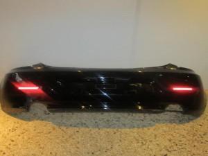 Alfa romeo 147 2004-2010 πίσω προφυλακτήρας μαύρος