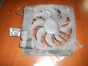 bmw e36 1990 1998 coupe ventilater psigiou ac 1 300x225 BMW Series 3 E36 1992 1998 coupe/sedan βεντιλατέρ ψυγείου A/C