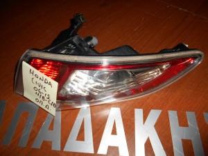 Honda Civic 2006-2012 L/B-H/B φανάρι οπίσθιο δεξί φιμέ