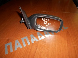 Saab 9-5 1998-2005 καθρέπτης δεξιός ηλεκτρικός γκρι