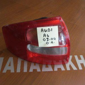 Audi A6 2002-2004 φανάρι πίσω αριστερό