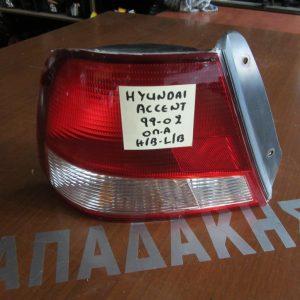 Hyundai Accent L/B-H/B 1999-2002 φανάρι πίσω αριστερό