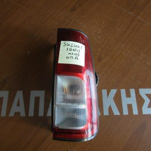 Suzuki Ignis -2003 φανάρι πίσω δεξί