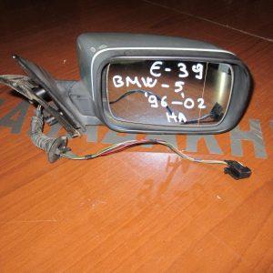 BMW Series 5 E39 1996-2003 καθρέπτης δεξιός ηλεκτρικός ασημί