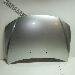 Mazda 6  2002-2008 καπο εμπρος ασημι