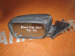 Bmw E36 Sedan 1992-1998,Compact 1993-2000 καθρέπτης αριστερός ηλεκτρικός άβαφος