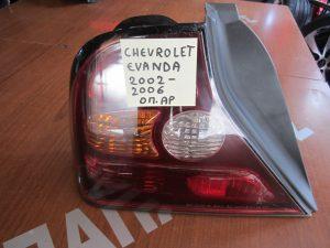 Chevrolet Evanda 2002-2006 φανάρι πίσω αριστερό