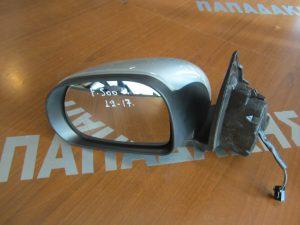 Fiat 500L 2012-2017 καθρέπτης αριστερός ηλεκτρικός ασημί