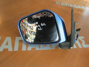 Mitsubishi Pajero Pinnin 2πορτο 1999-2006 καθρέπτης αριστερός ηλεκτρικός μπλε