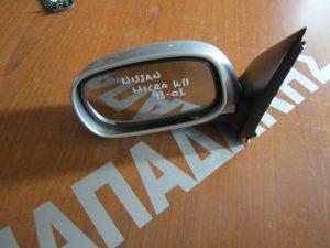 Nissan Micra K11 1993-2003 καθρεπτης αριστερος απλος ασημι