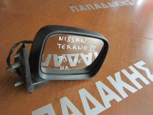 Nissan Terrano II 1993- 2006 καθρεπτης δεξιος ηλεκτρικος μαυρος
