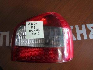 Audi A3 2000-2003 φανάρι πίσω δεξί