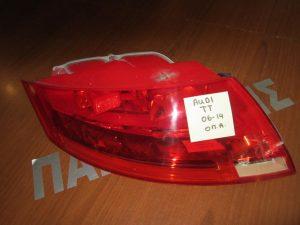 Audi TT 2006-2014 φανάρι πίσω αριστερό