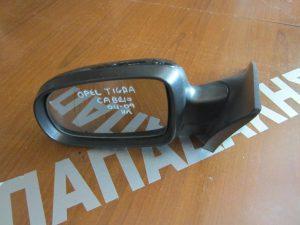 Opel Tigra cabrio 2004-2009 καθρέπτης αριστερός ηλεκτρικός μαύρος