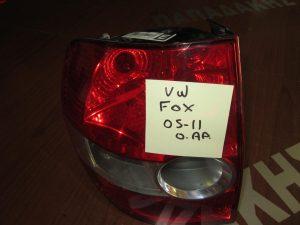 VW Fox 2005-2011 φανάρι πίσω αριστερό