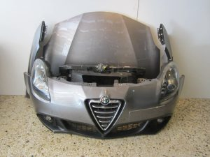 Alfa Romeo Giulietta 2010-2016 γκρι