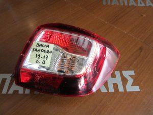 Dacia Sandero 2012-2017 φανάρι πίσω δεξιό
