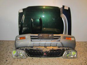 Mitsubishi L200 1999-2001 μετώπη-μούρη εμπρός